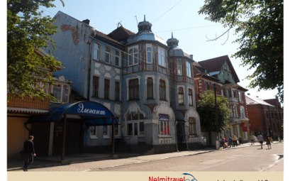 Zelenogradsk, Cranz, Kranz, Zelenogradsk Travel Guide, Things to do in Zelenogradsk, How to get to Zelenogradsk,