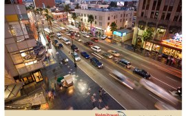Los Angeles, Hollywood, Griffith Observatory, Getty Center, Walt Disney Concert Hall