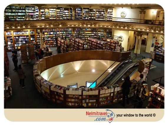El Ateneo Grand Splendid, Theatre Grand Splendid, Bookshops Buenos Aires, Famous Bookstores;