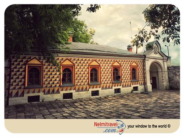Chambers of the Romanov Boyars; Moscow Romanov Museum;Romanovs in Moscow Museum; Boyars History Moscow;