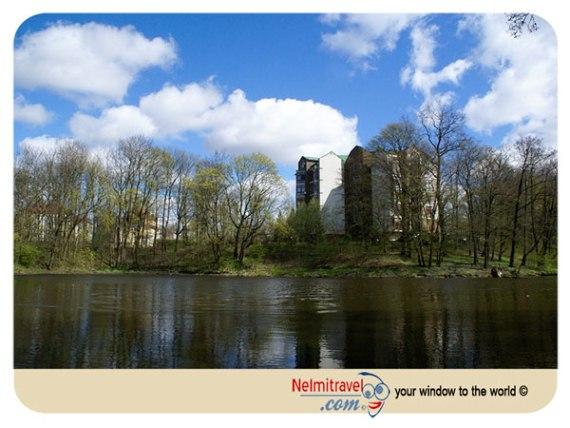 Pioneer Pond Kaliningrad, Places to visit Kaliningrad, Kaliningrad Russia;