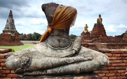 Ruin Buddha Status | © Kwanfm | Dreamstime Stock Photos