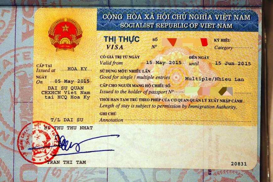 Vietnam visa requirements; Vietnam Visa form; Applying for an online Vietnam Visa; Nelmitravel