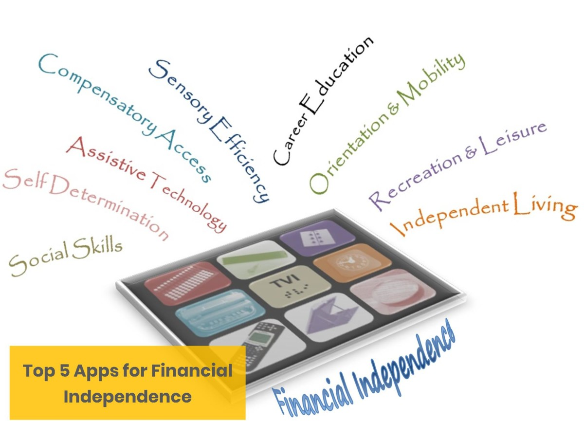 Financial Independence For Visually Impaired
