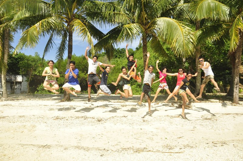 Jump shot in Guimaras!