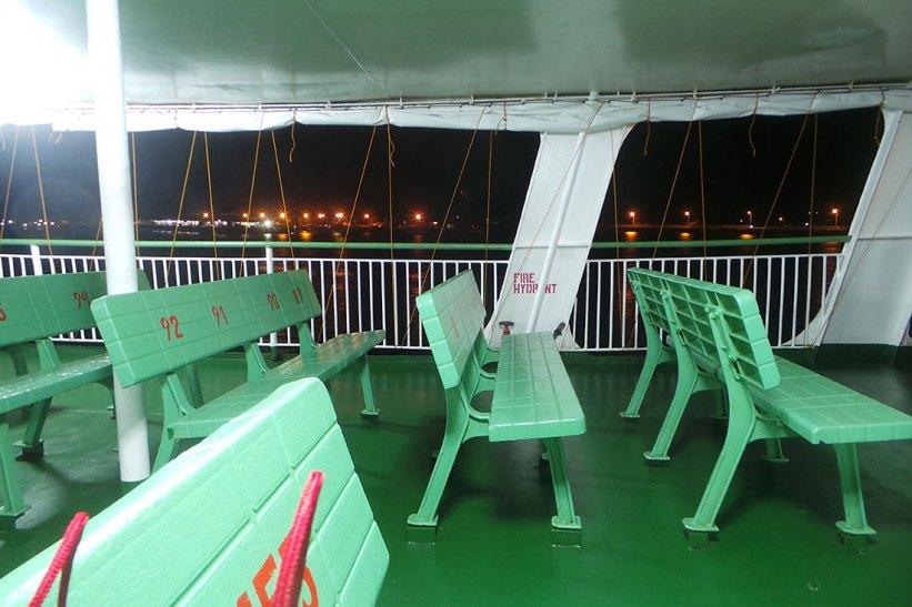 Ferry ride to Marinduque