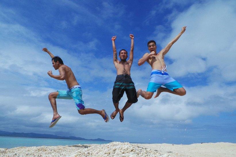 Sunny Maniwaya Island
