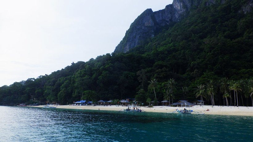 Seven Commandos Beach, El Nido