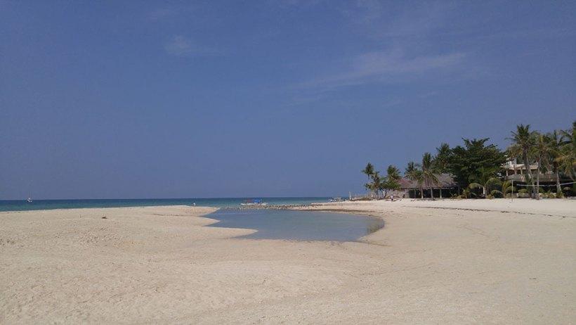 Kota Beach Resort in Bantayan Island