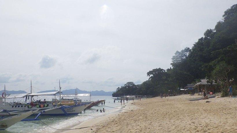 Seven Commandos Beach, El Nido