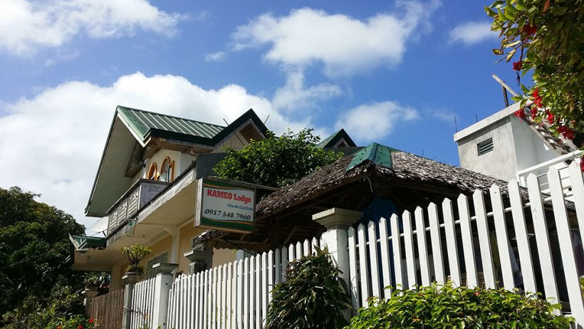 Kameo Lodge in Carabao Island