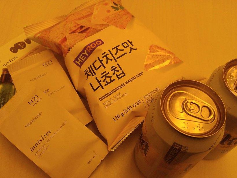 BB creams from Myeongdong