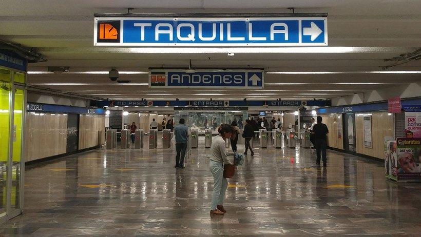Zocalo Station