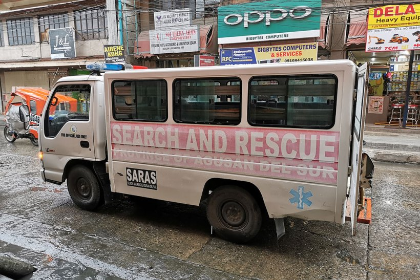 Transport to Agusan del Sur