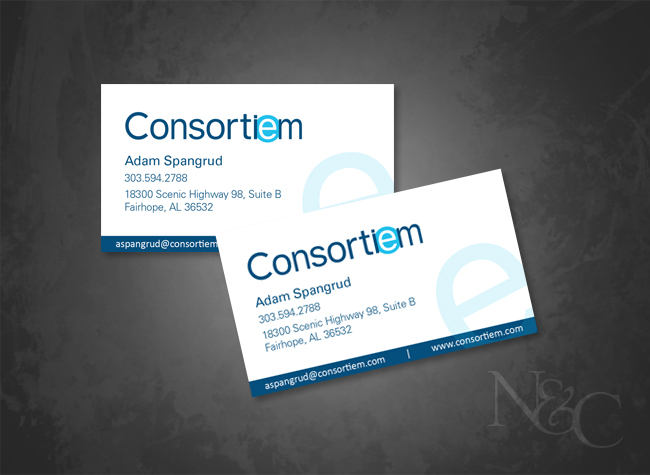 Consortiem Business Card