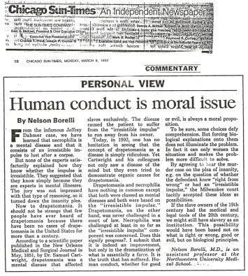 human-conduct-is-moral-issue