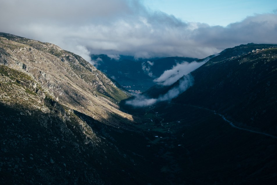 Serra da Estrela - Vale Glaciar