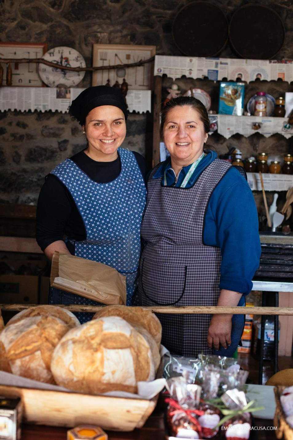Tesouros de Penha Garcia, a local bakery making traditional baking products, Penha Garcia, 2016