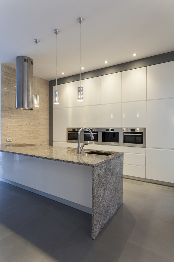 Luxury Kitchen Designs Island