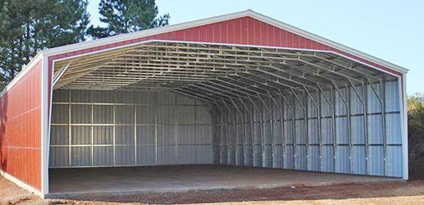 Custom Commercial Steel Metal Building Gainesville, FL
