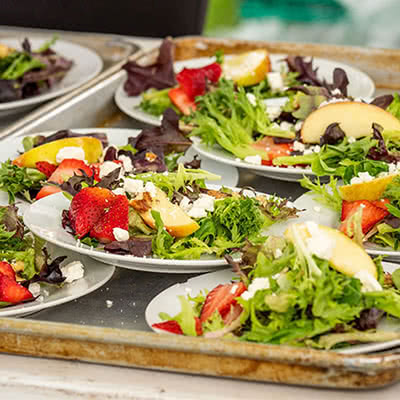 Salads for Catering Great Food