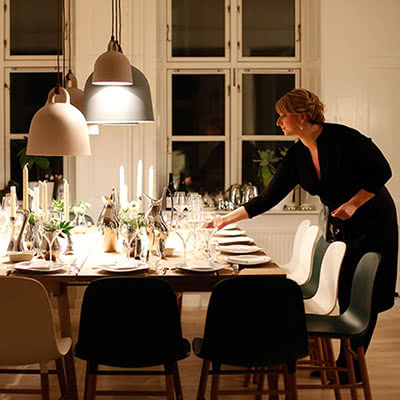 Dining with Catering Services