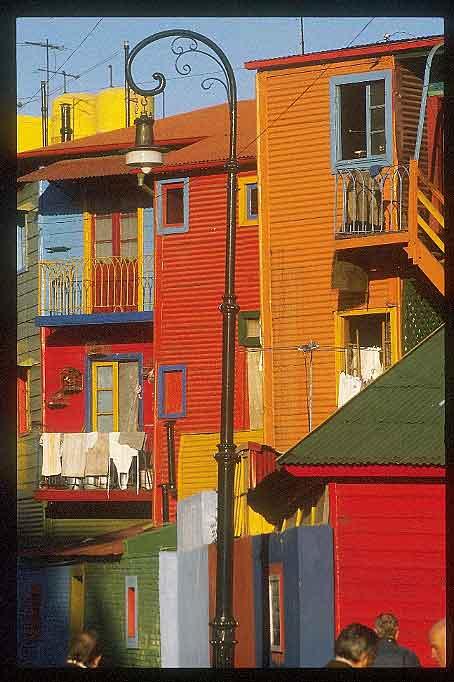 Argentina, Buenos Aires, Calle Caminito