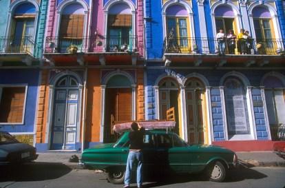 Uruguay, Montevideo, Barrio de Reus