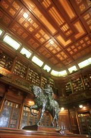Uruguay, Montevideo, Palacio Legislativo, biblioteca