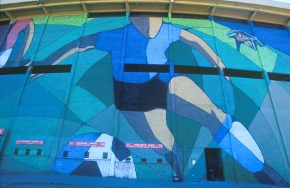 Uruguay, Montevideo, Estadio Centenario, Futbol