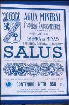 Uruguay, Lavalleja, Minas, fuente de agua mineral