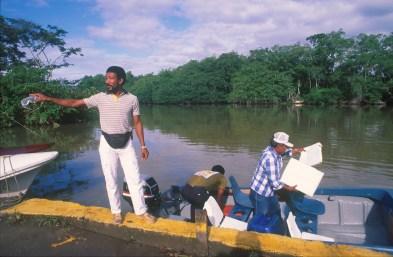 Costa Rica, Tortugueros, Guia turistico, transporte