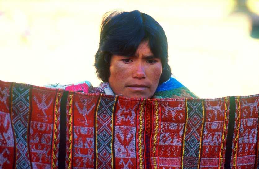 Fiesta Inti Raymi, retrato
