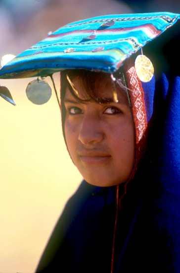 Cusco, Fiesta Inti RaymiFiesta Inti Raymi, retrato
