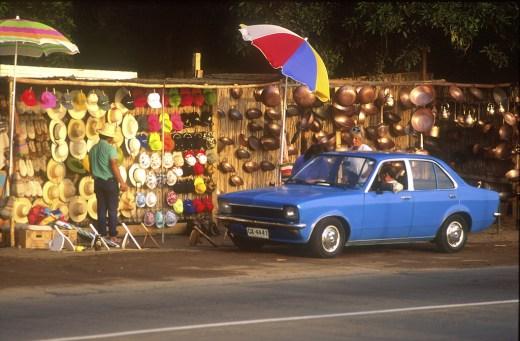 Chile, Reñaca, objetos de recuerdos