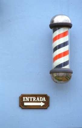 Puerto Rico, Ponce, Parque de Bomberos, San Juan, Fortaleza El Morro, San Juan, Barbería