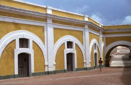Puerto Rico, San juan, Fortaleza El Morro