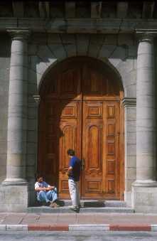 Uruguay, Montevideo, Barrio Solis
