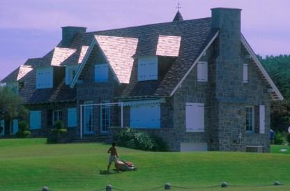Uruguay, Maldonado, Punta del Este, casa privada