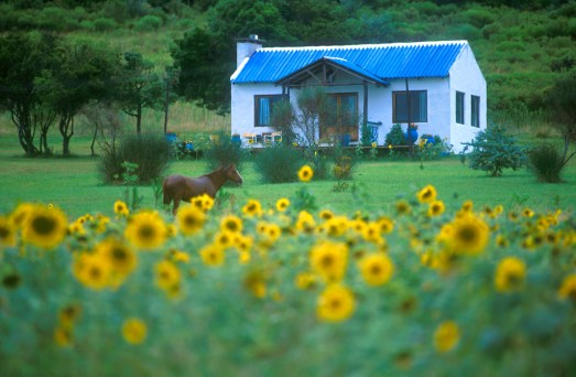Uruguay, Dp, Maldonado, casa de campo