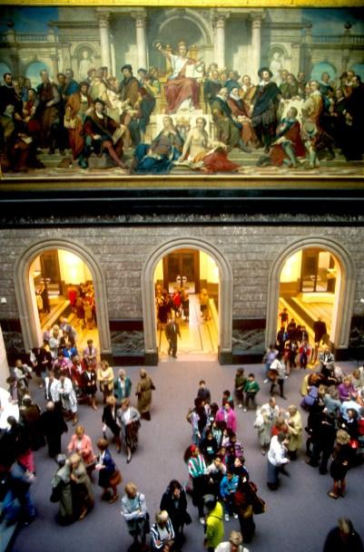 Flandes, Amberes, museo de bellas artes