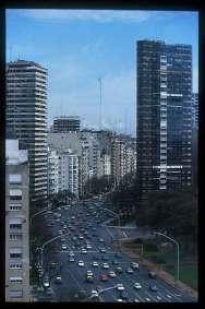 Buenos Aires, Av de Mayo.