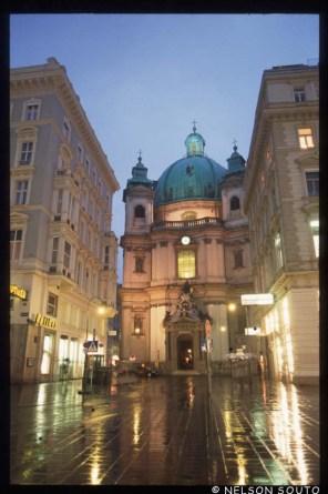 Viena, Iglesia San Pedro