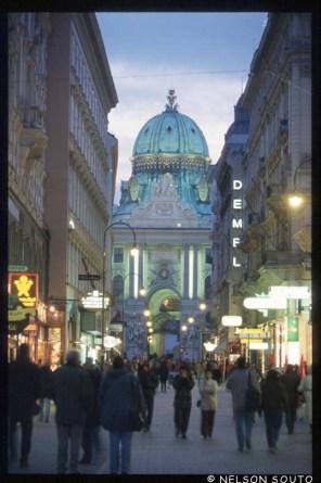 Viena, palacio de la corte real