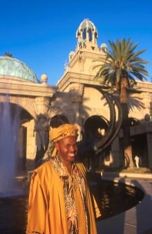 Sudáfrica, Bophuthatswana, Sun City, personal del Hotel Sun City