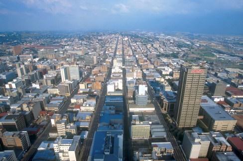 Sudáfrica, Transvaal, Johannesburg