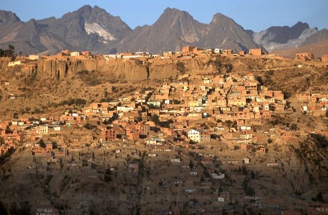 Bolivia, La Paz
