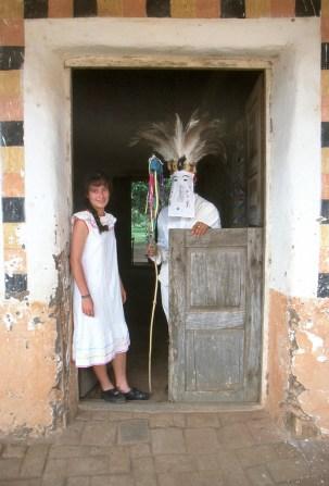 Bolivia, Chiquitania, San Javier, Misión Jesuítica, Cultura Local, retrato