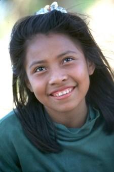 Bolivia, Beni, hija de la cocinera, Reina de Enin, retrato