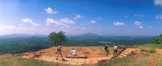 Sri Lanka, Sigiriya, templo de la roca